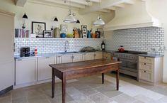 Image result for period tiling in kitchen