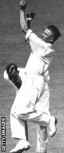 Harold Larwood (England) Ashes statistics - Matches: 15. Wickets: 64. Average: 29.87. Economy: 2.83. Best Ashes figures: 6-32 Larwood's name is inextricably linked with the Bodyline tour to Australia.