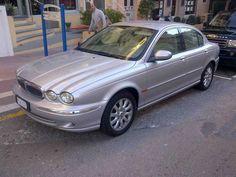 Jaguar X-Type Usata