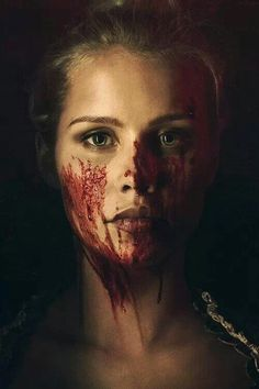 The Vampire Diaries - Claire Holt as Rebekah Mikaelson