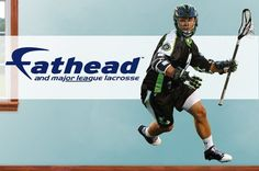 Rob Pannell unveiled as latest lacrosse star featured with Fathead