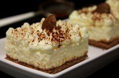 Kakkuviikarin vispailuja! Tiramisuleivokset Tiramisu, Cheesecake, Desserts, Food, Tailgate Desserts, Deserts, Cheese Pies, Cheesecakes, Meals