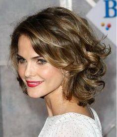 Cortes de cabelo feminino curto repicado em camadas