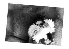 50 shades of light grey ^.- furry bag overload #fashion #accessories #mariedelaroche #designer