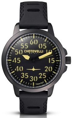 Description New or old, an Aviation watch must be legible, tough, accurate and reliable, with extra points awarded if it looks good riding the sleeve of a flight jacket. This 3300 Series hits those ma