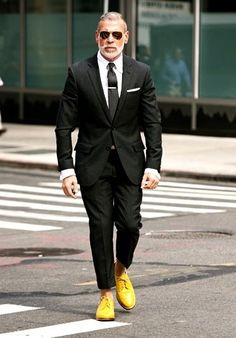 Style Icon: Nick Wooster