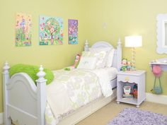 Cottage Kids-rooms from Susie Fougerousse on HGTV