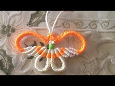 Rope Crafts, Diy And Crafts, Butterfly Dragon, Monarch Butterfly, Butterfly Template, Parchment Craft, Macrame Projects, Craft Corner, Micro Macrame