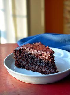 Meggyes csokoládékrémtorta