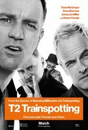 After 20 years abroad, Mark Renton returns to Scotland and reunites with his old friends Sick Boy, Spud, and Begbie.