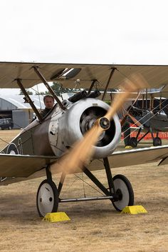 Sopwith F.1 Camel #flickr #biplane #WW1