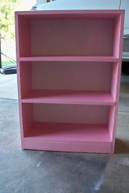 How to Build a Bookshelf - Adventures of a DIY Mom Diy Bookshelf Plans, Small Bookshelf, Bookshelves Built In, Pallet Bookshelves, Diy Bookcases, Bookcase Makeover, Pine Bookcase, Wood Pallet Furniture, Diy Furniture Plans