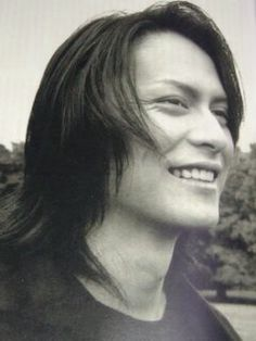 BUCK-TICK 櫻井敦司 やだー爽やかさん…。