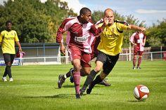 Jamal Carr. Corinthian-Casuals vs Burgess Hill Town by Stuart Tree, via Flickr