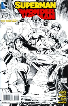 Superman/Wonder Woman #2 - Gods and Monsters (Issue)