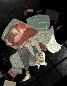Mostly Mystic Messenger, and some other random anime/otome goodness. Couple Amour Anime, Couple Manga, Anime Love Couple, Manga Anime, Anime Art, Anime Kiss, Photo Manga, Cute Couple Art, Cute Anime Couples