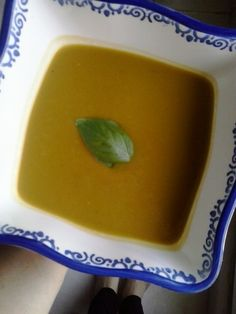 Broccoli Cream Soup #MeatlessMonday