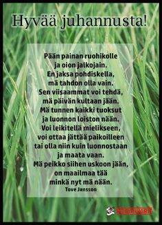 Cool Words, Wise Words, Finnish Words, Tove Jansson, Moomin, Food Pictures, Finland, Poems, Prayers