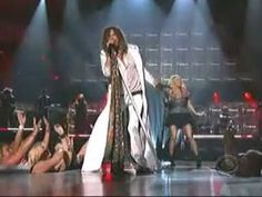 Walk This Way - Steven Tyler & Carrie Underwood - 2011 ACM Country Music Awards Live.... LOVE this Oklahoma Chick!