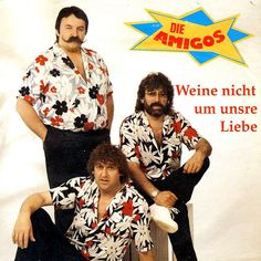 See what happens when you put german and spanish together on an album cover....