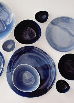 ceramica indigo - Buscar con Google