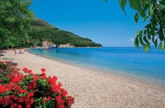 Makarska riviera, Croatia.  My Dan would love to go to his forefather's homeland.