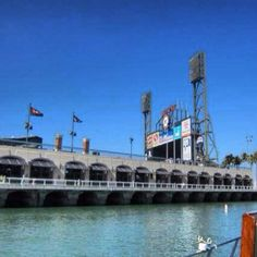 Go SF Giants! Giants will be sharing the Oakland Coliseum with the A's when the old field is torn down.