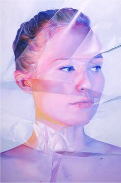 Jen Mann is a young Canadian painter artist and writer who explores the questions of identity and self, through her realistic paintings. Her oil ar. Amazing Paintings, Realistic Paintings, Oil Paintings, Painting Art, Canadian Painters, Canadian Artists, Toronto, Painter Artist, Creative Portraits