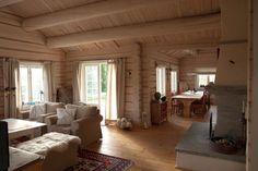 çok beğendiğim, bizim eski koy evlerine yakın bir tarz..! (Mysuseter, Norway)