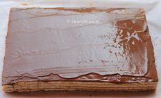 Prajitura cu nuca si caramel Creme Caramel, Cake Cookies, Food And Drink, Desserts, Fine Dining, Tailgate Desserts, Creme Brulee, Deserts, Postres