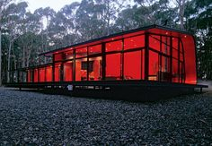 6 Radical Red Houses | Dwell