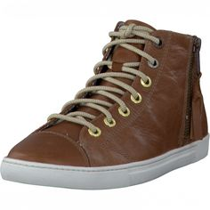 Brown leather Cold Day, Hiking Boots, High Tops, Brown Leather, High Top Sneakers, Shoes, Fashion, Moda, Zapatos
