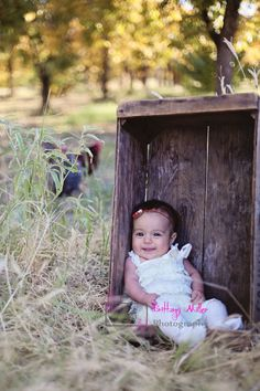 3 month picture idea- Brittany Miller Photography