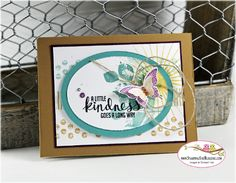 Stampin Up Kinda Eclectic