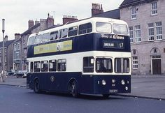 1960 Leyland Atlantean PDR1-1 with Roe H44-34F bodywork