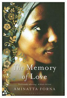 The Memory of Love is written by British/Sierra leone writer Aminatta Forna.