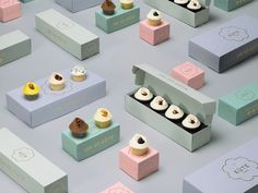 Kute by I Want Design. #branding #packaging