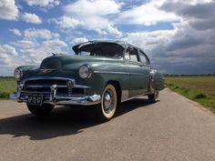 1950 Chevrolet fleetline fastback deluxe.