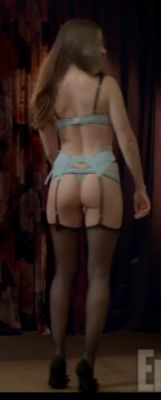 Alison brie thong