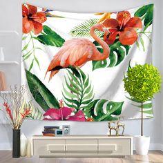 Flamingo Printed Tapestry Mandala Wall Hanging 3D HD printing Decorative Tapestry Beach Towel Throw Picnic Blanket Table Cloth