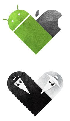 Versus/Hearts by Dan Matutina | Inspiration Grid | Design Inspiration