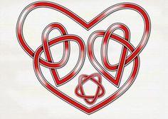 Celtic Love Knot  Designs
