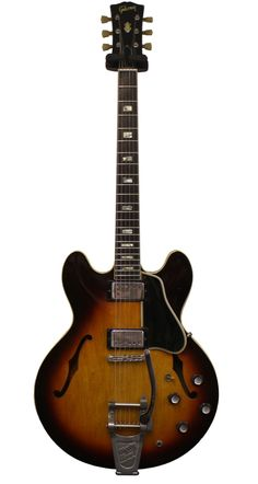 1964/65 Gibson 335 with Bigsby