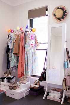 closet/office magic
