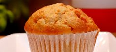 kookidee - Lekker luchtige appel kaneel muffins - yupcakes