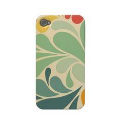 "iphone hard case iPhone4 case iPhone 4s hard case by Daddydecor, $19.50""Sea Garden"""