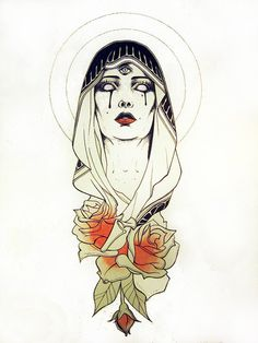 The Dead Virgin Mary by GrathVonGraven on DeviantArt