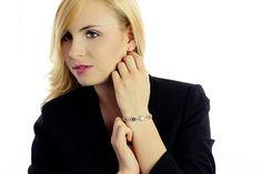 Amber Bracelet Silver & Amber Bracelet baltic by AmberSheerBeauty