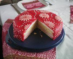 Erdbeer - Maracuja - Torte (Rezept mit Bild) von Wuschel27 | Chefkoch.de