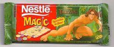 Magic Tarzan | 18 guloseimas da sua infância que não foram relançadas em 2015
